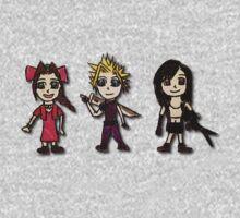 Final Fantasy Cartoons Kids Clothes