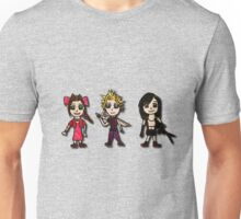 Final Fantasy Cartoons Unisex T-Shirt