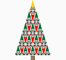 Elf Xmas Tree Unisex T-Shirt