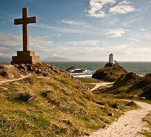 Llanddwyn Island by Rachel Slater