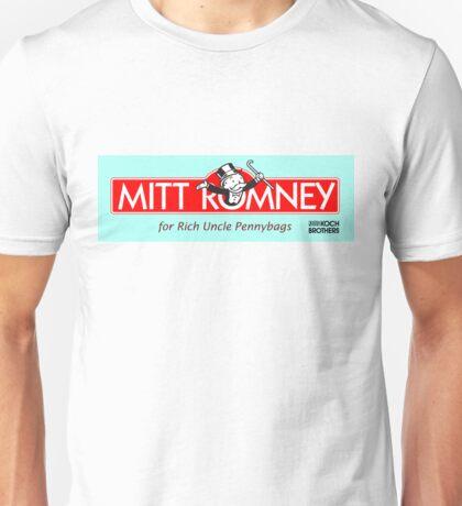 MittNopoly Unisex T-Shirt