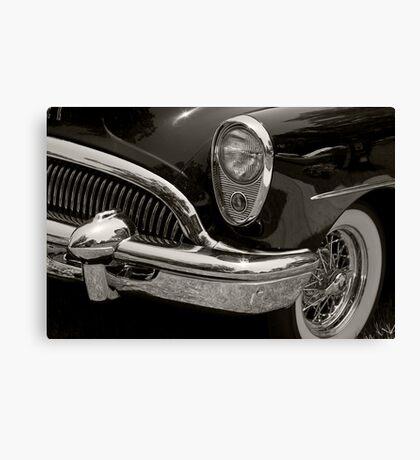 1954 Buick Riviera Roadmaster Canvas Print
