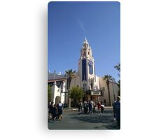 Diamond Celebration Carthay Circle Canvas Print