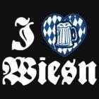 I love Wiesn by Cheesybee