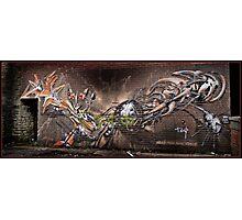 Graffiti #6 Photographic Print