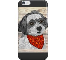Max the Havanese iPhone Case/Skin