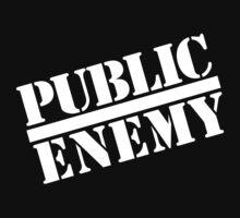 Public Enemy vintage replica by philmart