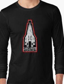 Never Forget: SR1 Long Sleeve T-Shirt