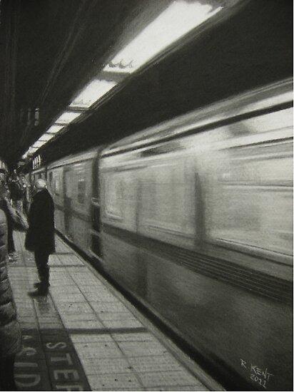 """Rush Hour"" by Rik Kent"