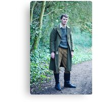 A walk in the woods. Canvas Print