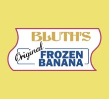 bluth's frozen banana { no banana } . arrested dev by timmehtees