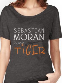 sebastian moran is my tiger Women's Relaxed Fit T-Shirt