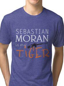 sebastian moran is my tiger Tri-blend T-Shirt