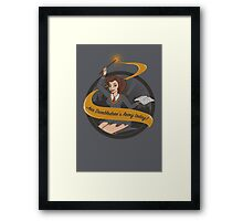 Join Dumbledore's Army today!  Framed Print