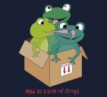 mad as a box of frogs by CathySW