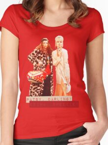 AB FAB Women's Fitted Scoop T-Shirt