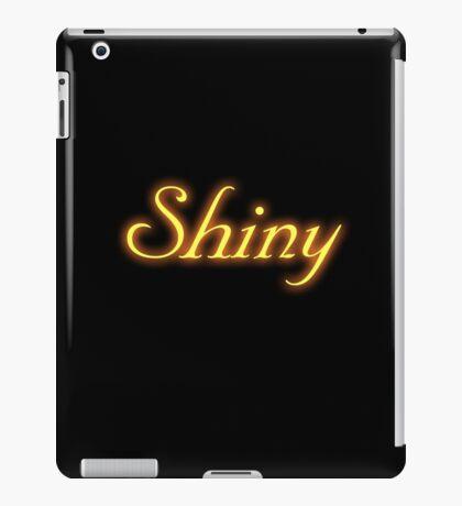 Shiny iPad Case/Skin