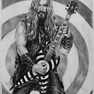 Zakk Wylde by braik tiberiu alexandru