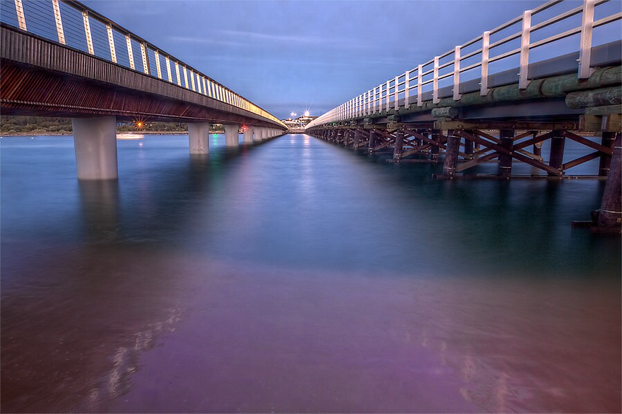 TWO BRIDGES by Lynden