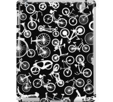 bike bikes Bicycle pattern iPad Case/Skin