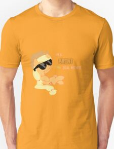 I'm a Brony Deal with it. (Apple Jack) - My little Pony Friendship is Magic T-Shirt