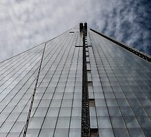Shard Reflection by William Rottenburg
