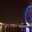 London Eye by wendywoo1972