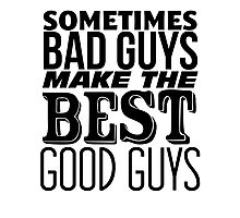 The Good Guys Photographic Print