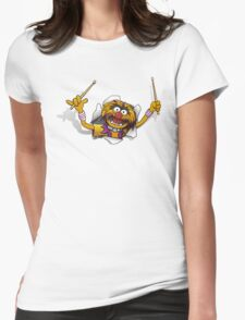 Animalien Womens Fitted T-Shirt