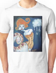 Little Tears - Corset Wearing Snake Girl Unisex T-Shirt