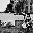 Camden High Street by Mojca Savicki