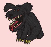 Baby Werewolf One Piece - Long Sleeve