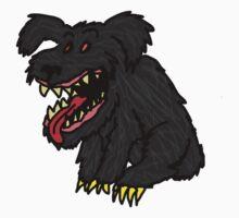 Baby Werewolf Baby Tee