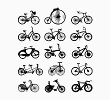 bike pattern Bicycle madness Unisex T-Shirt