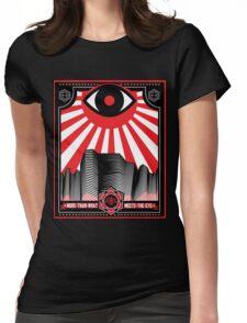 Kryptik Kanyon Womens Fitted T-Shirt