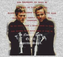 The Boondock Saints Prayer. by ConGirlsMerch