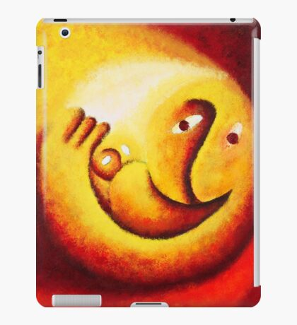 Mother and Chisl iPad Case/Skin