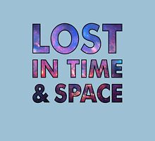 Lost in time and space Unisex T-Shirt