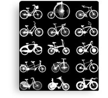 bike bikes Bicycle cycle cycling Canvas Print