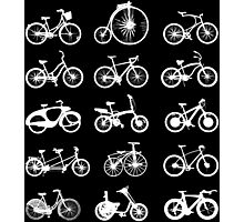 bike bikes Bicycle cycle cycling Photographic Print