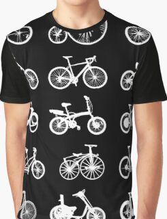 bike bikes Bicycle cycle cycling Graphic T-Shirt