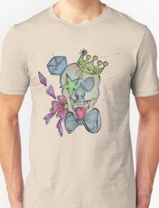 Skeleton Clown T-Shirt