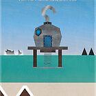 Majora's Mask - Great Bay Poster by jindesign