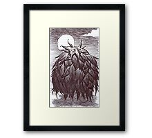 Bird of the Feather Framed Print