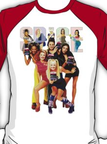 1 - 2 - 3 - 4 - 5 SPICE GIRLS! T-Shirt