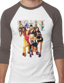 1 - 2 - 3 - 4 - 5 SPICE GIRLS! Men's Baseball ¾ T-Shirt