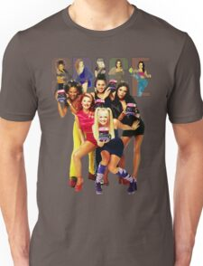 1 - 2 - 3 - 4 - 5 SPICE GIRLS! Unisex T-Shirt