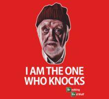 'I am the one who knocks' Kids Clothes