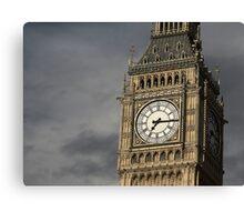 Big Ben 3 Canvas Print