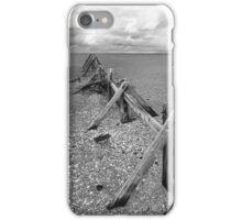 Low tide low cloud. iPhone Case/Skin